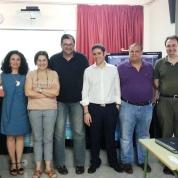 Curso de verano UNED en Baza (Granada), Julio 2014