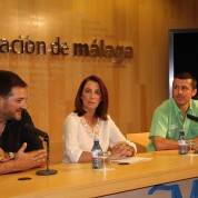 Presentación del 2º Congreso de Marketing OnLine y Comunicación 2.0 en la Diputación de Málaga