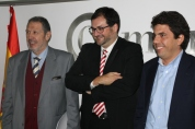 Presentación del convenio entre UNED y Cámara de Comercio de Alicante