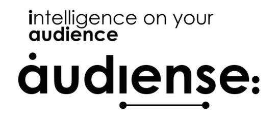 Resultado de imagen de audisense logo